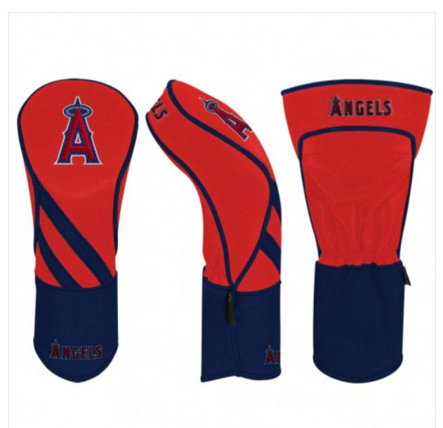 Los Angeles Angels Golf Driver Headcover