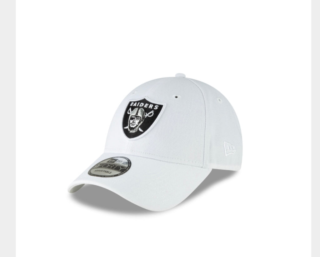 Las Vegas Raiders New Era The League Hat - AtlanticCoastSports