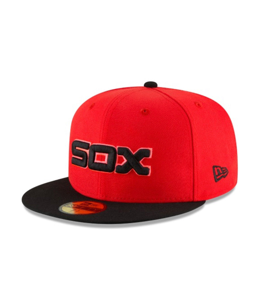 Chicago White Sox New Era Kids 5950 Weekend Hat