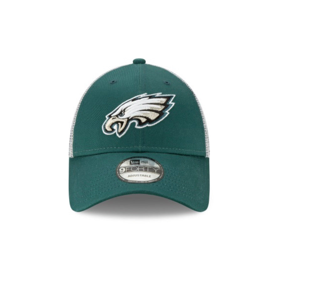 Philadelphia Eagles trucker hat - AtlanticCoastSports