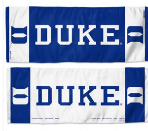 "Duke Blue Devils Cooling Towel 12""X30"""