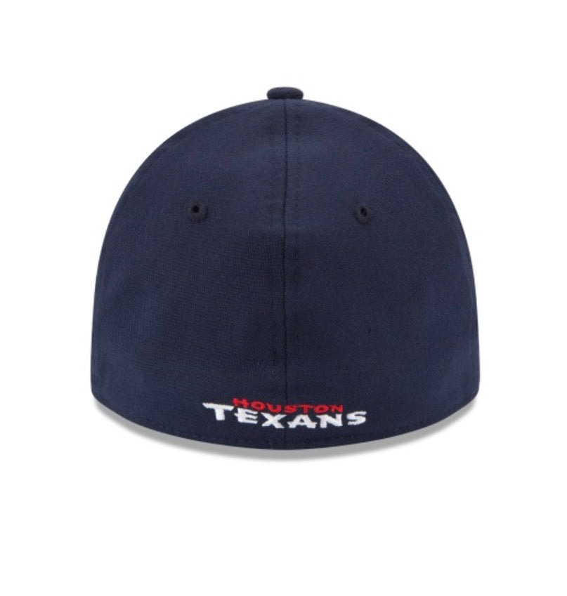Houston Texans New Era Kids Team Classic 39Thirty Stretch Fit - AtlanticCoastSports