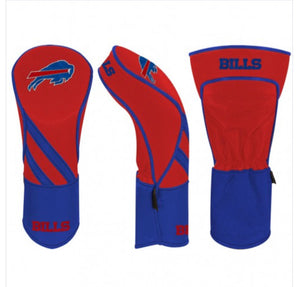 Buffalo Bills Golf Driver Headcover