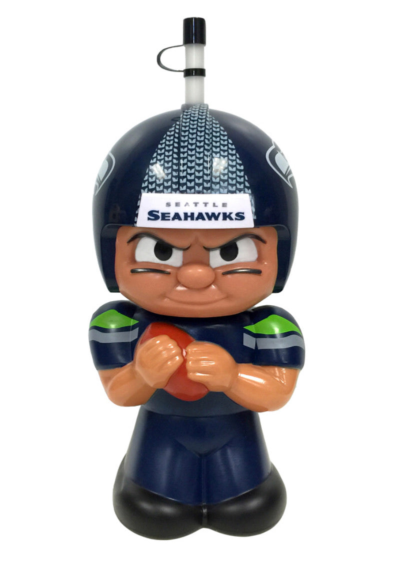 Seattle Seahawks Big Sip Water Bottle
