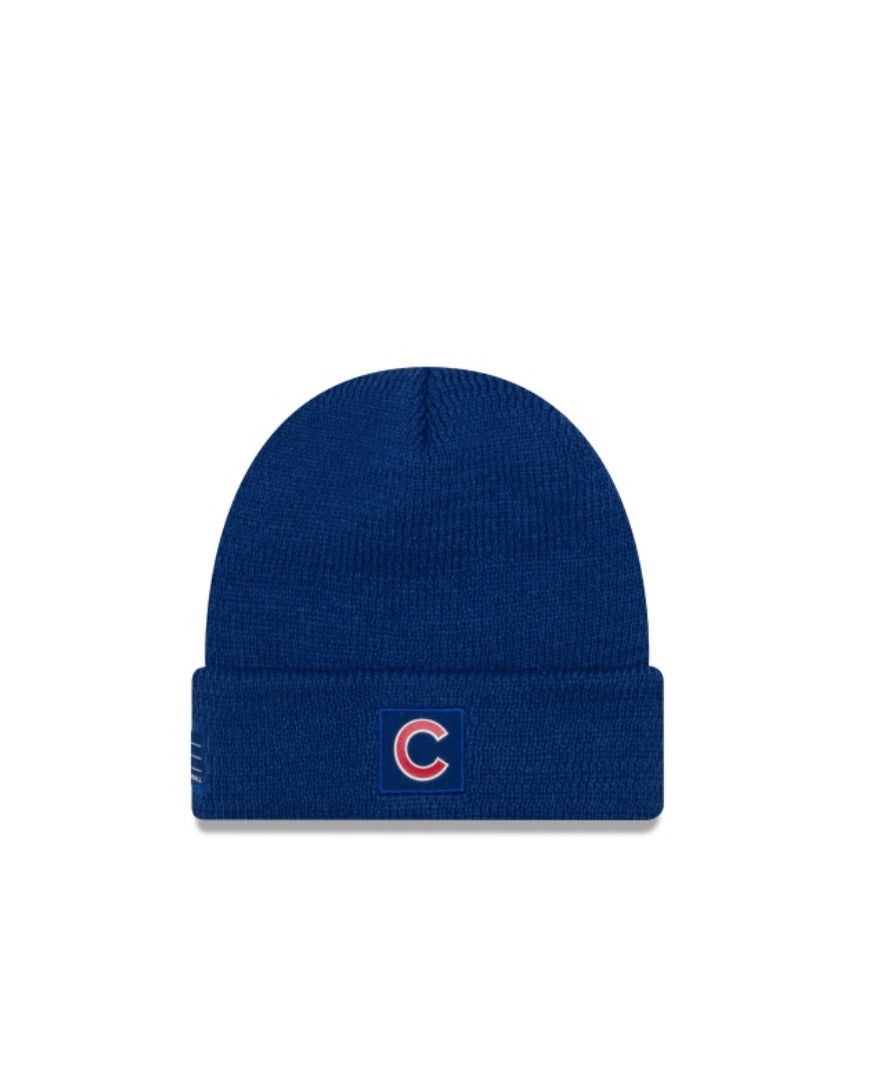 Chicago Cubs New Era Kids Youth Knit Beanie