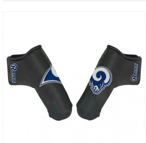 Los Angeles Rams Golf Putter Cover