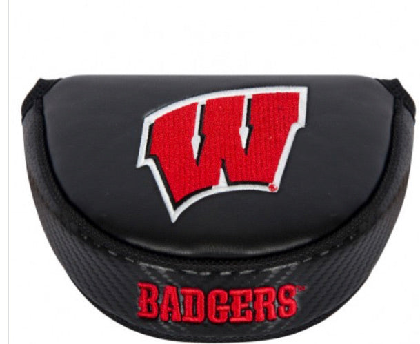 Wisconsin University Golf Putter Head Covers