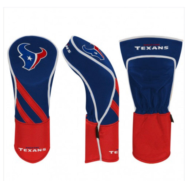Houston Texans Golf Driver Headcover