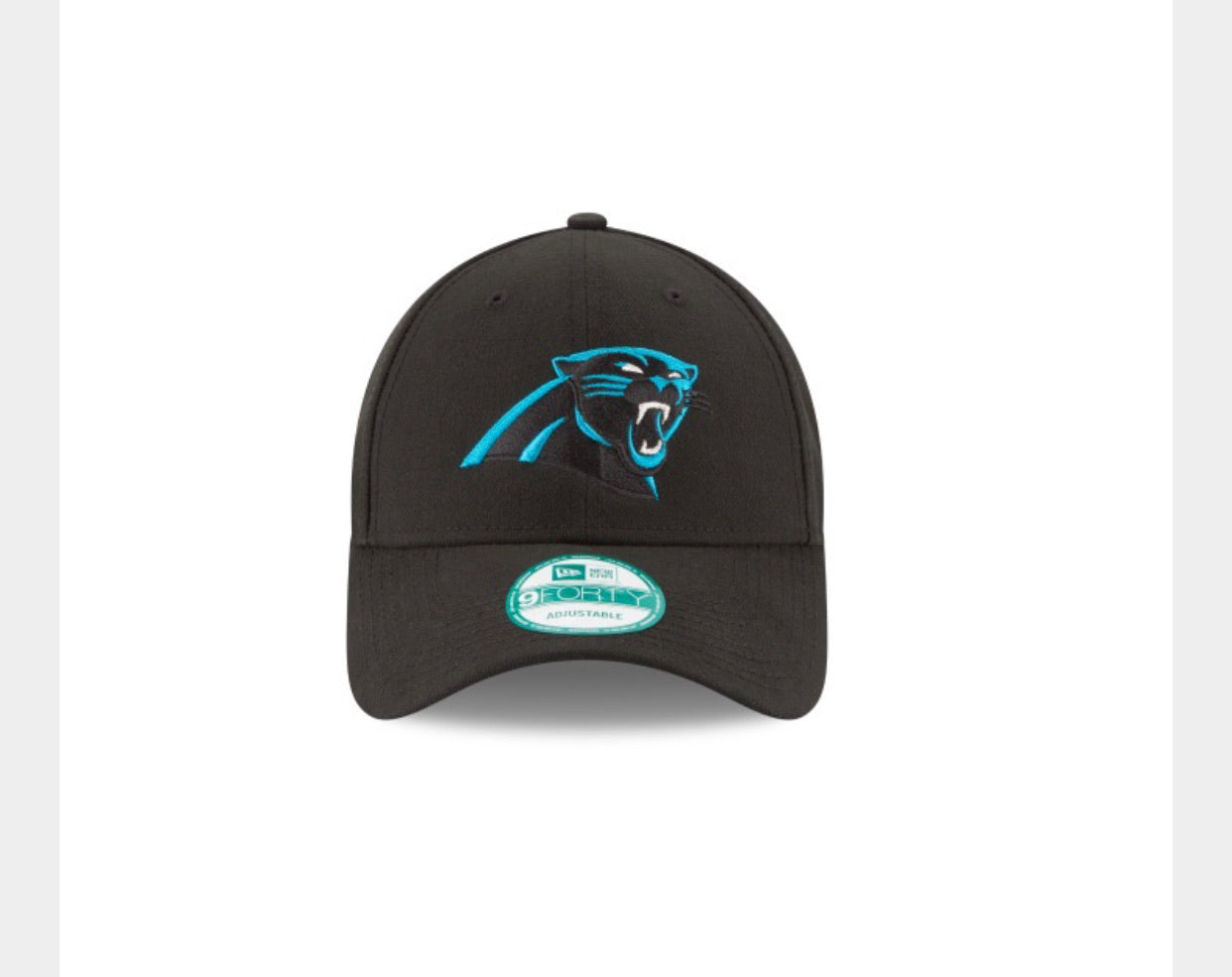 Carolina Panthers New Era 3930 Graphite On Field Training Hat - AtlanticCoastSports