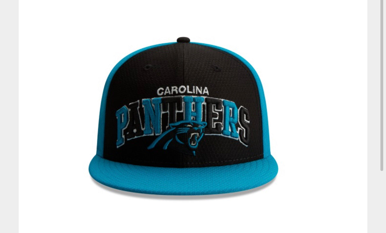 Carolina Panthers New Era Home 950 1990 Hat - AtlanticCoastSports