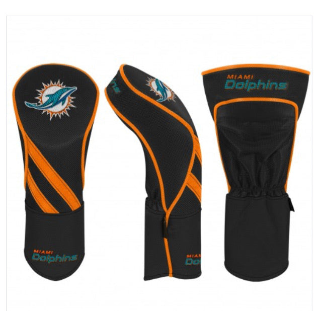 Miami Dolphins Golf Driver Headcover