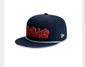 New England Patriots New Era 950 1960 Snap Back Hat - AtlanticCoastSports