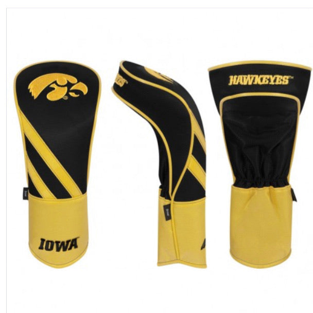 Iowa University Golf Driver Head Cover