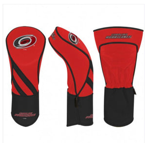 Carolina Hurricanes Golf Driver Cover