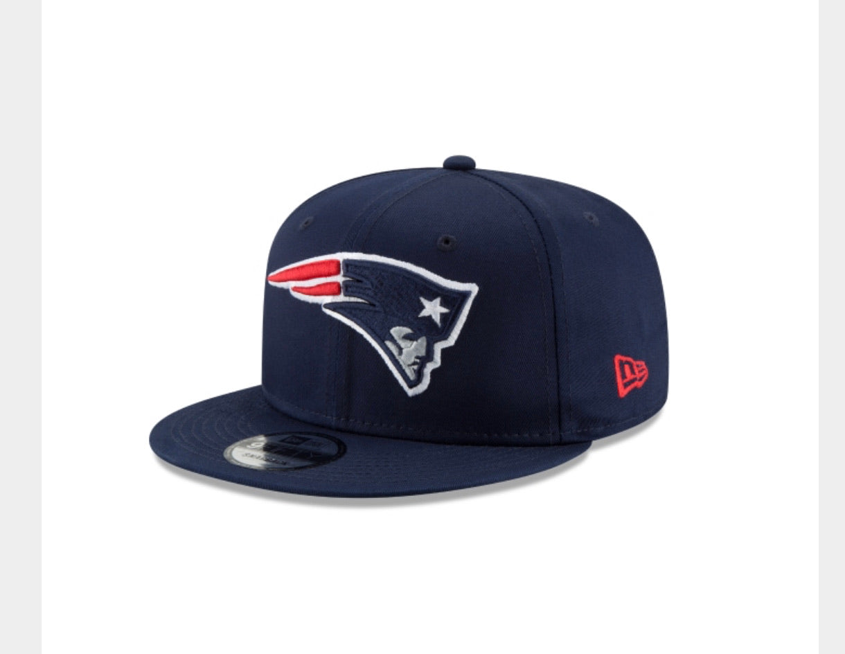 New England Patriots New Era Nfl Basic 9Fifty Snapback - AtlanticCoastSports