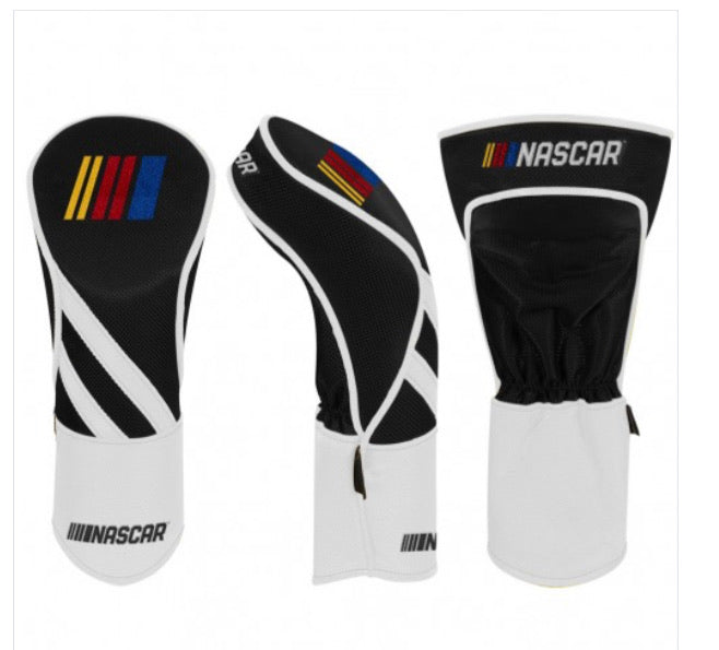 NASCAR Logo Golf Driver Head Cover