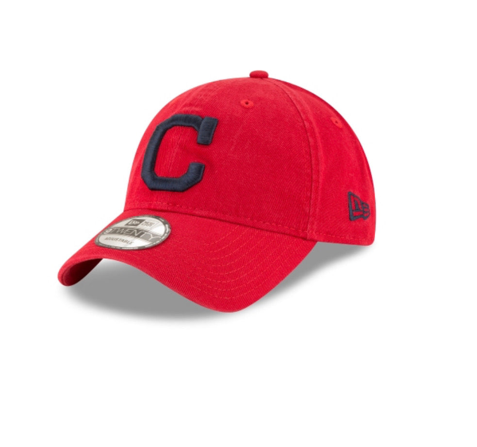 Cleveland Indians New Era Kids Adjustable Hat