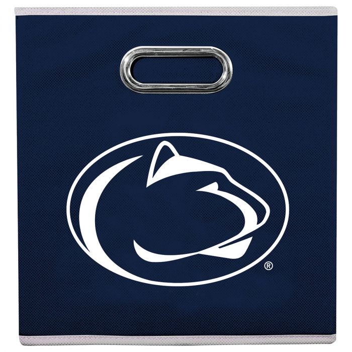 Penn State Collapsible Storage Bins