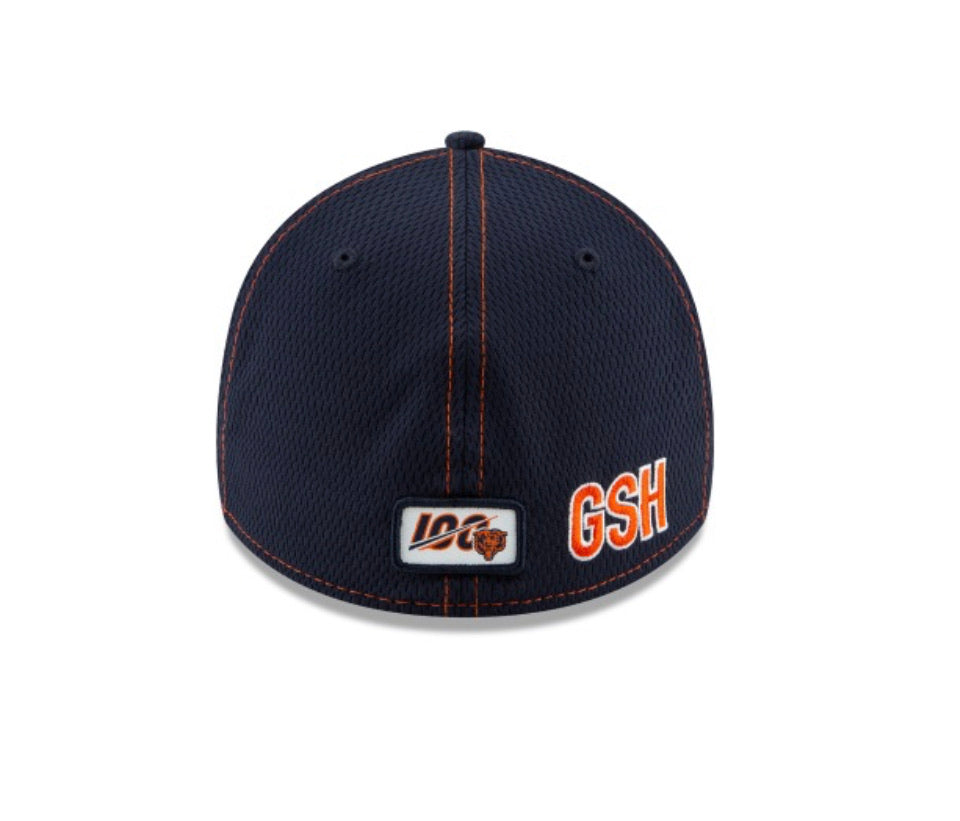 Chicago Bear New Era Sideline Hat
