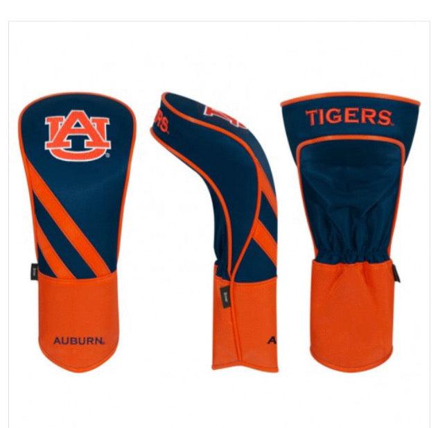 Auburn University Golf Driver Head Cover