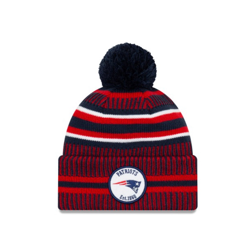 New England Patriots New Era Kids Beanie