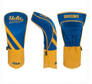 UCLA Golf Driver Head Cover