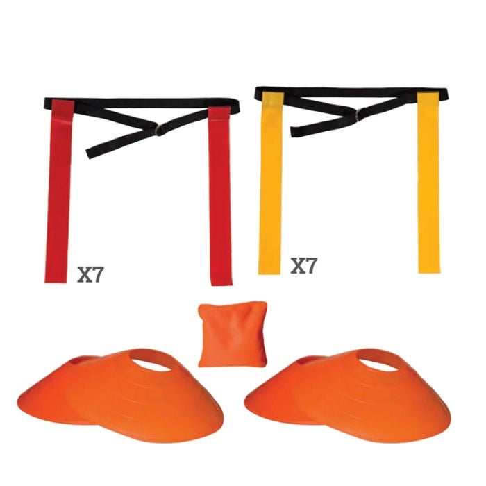 7 ON 7 Flag Football Set Complete With Carry Bag