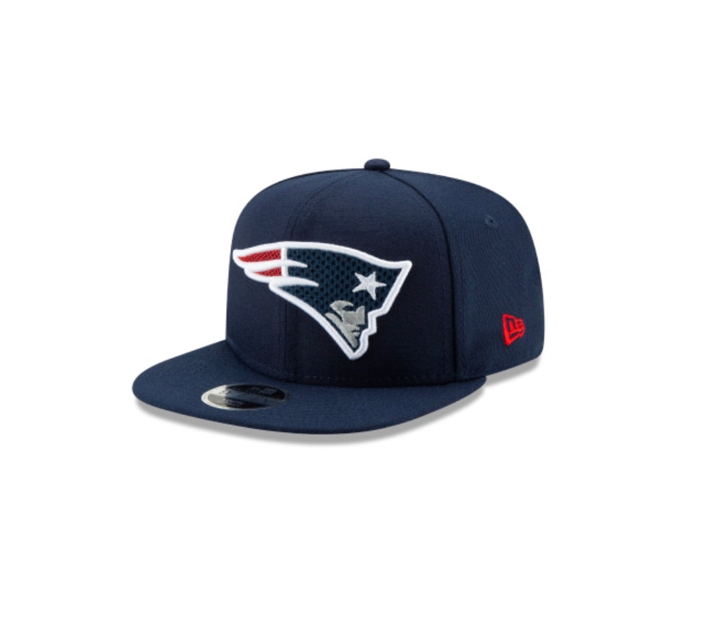 New England Patriots New Era Kids 950 Original Fit Youth Hat
