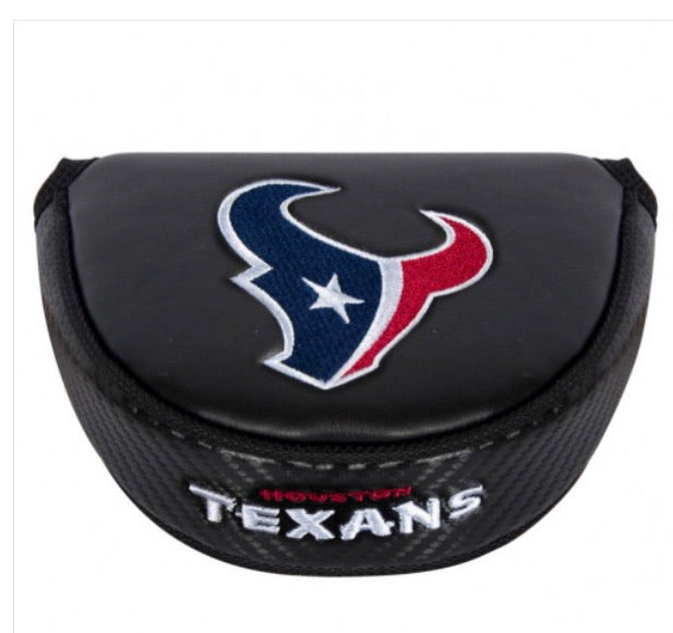 Houston Texans Golf Putter Cover