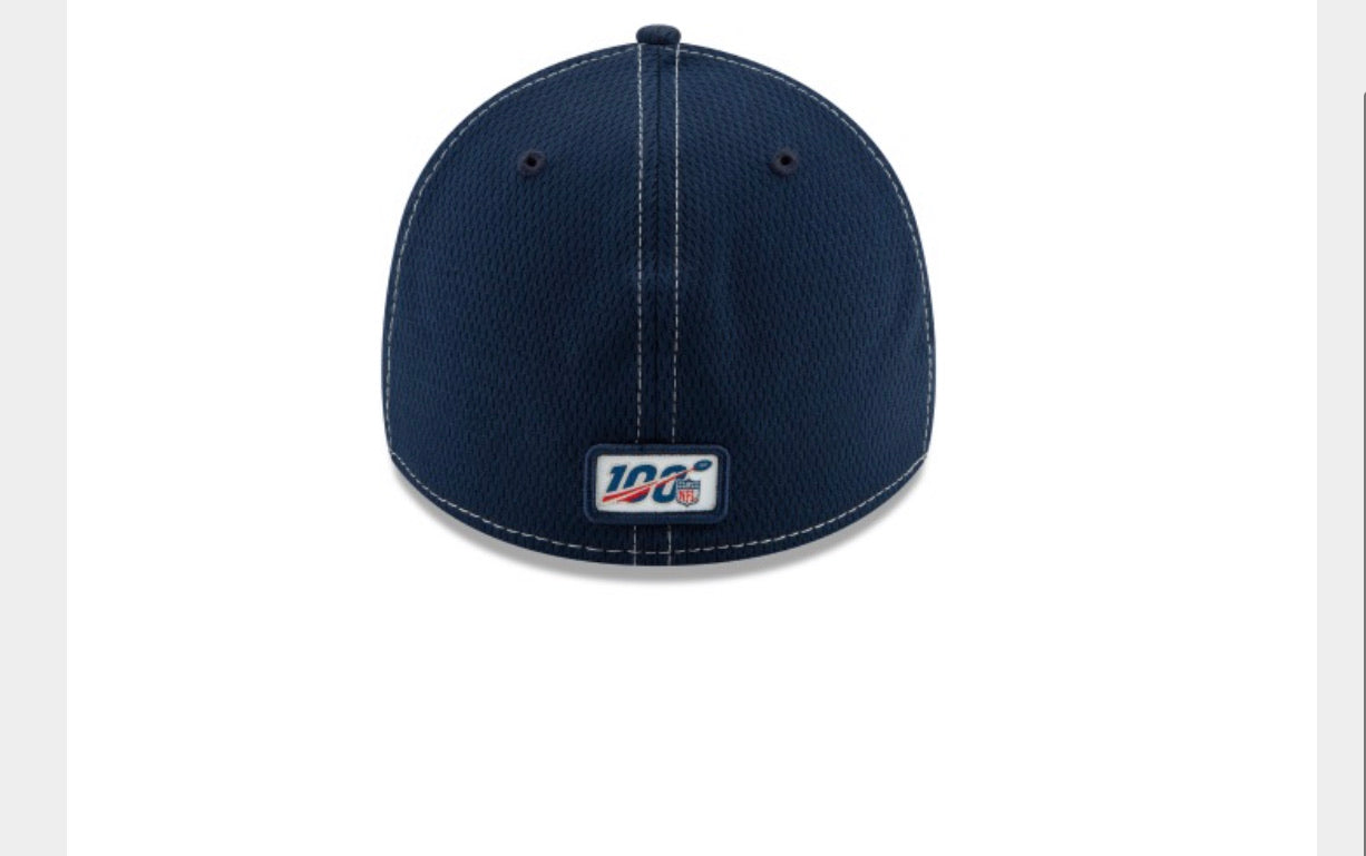 New England Patriots New Era 3930 Slide Line Hat - AtlanticCoastSports