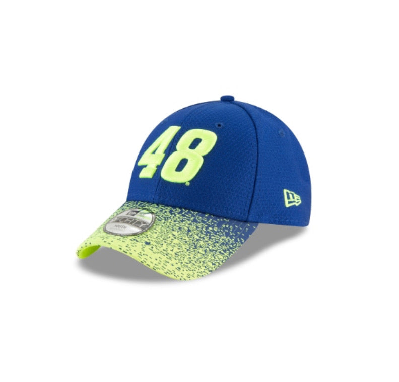 Johnson 48 New Era Youth Lowes Racing Hat