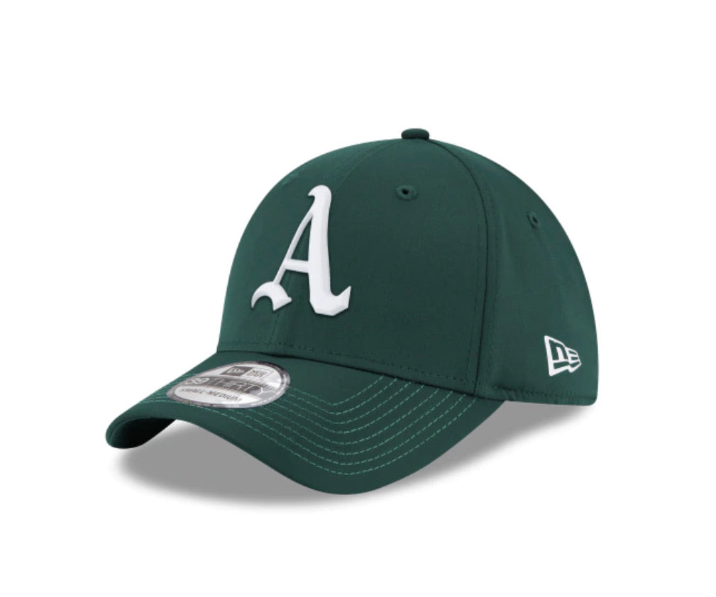 Oakland A's New Era Kids 3930 Batting Practice Youth Hat