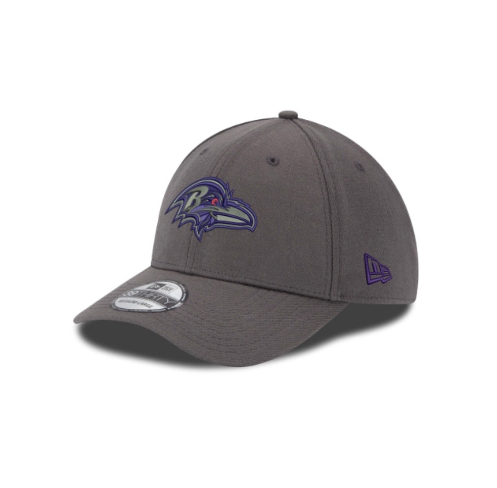 Baltimore Ravens New Era Graphite Hat