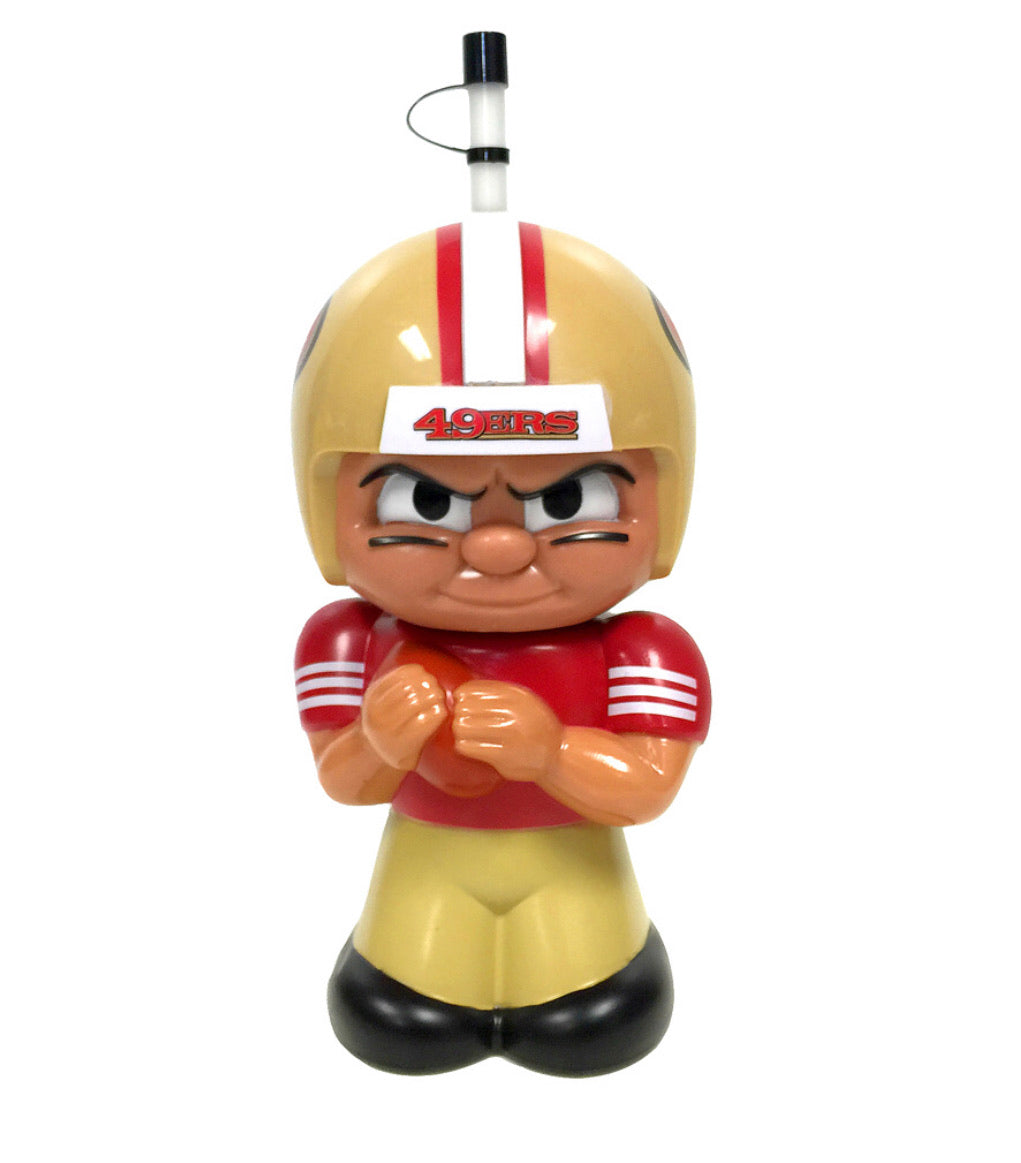 San Francisco 49ers Big Sip Water Bottle