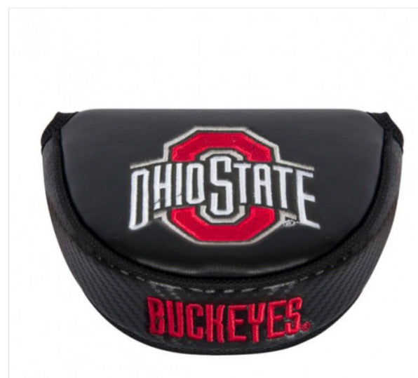 Ohio State University Golf Mallet Putter Cover