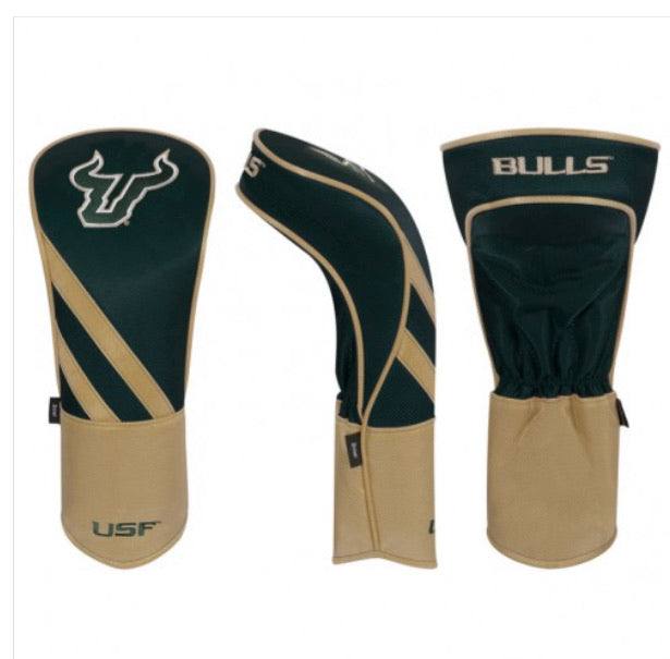 South Florida Bulls Golf Driver Cover