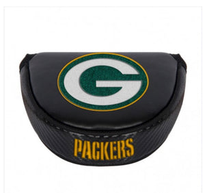 Green Bay Packers Golf Putter Mallet Head Cover
