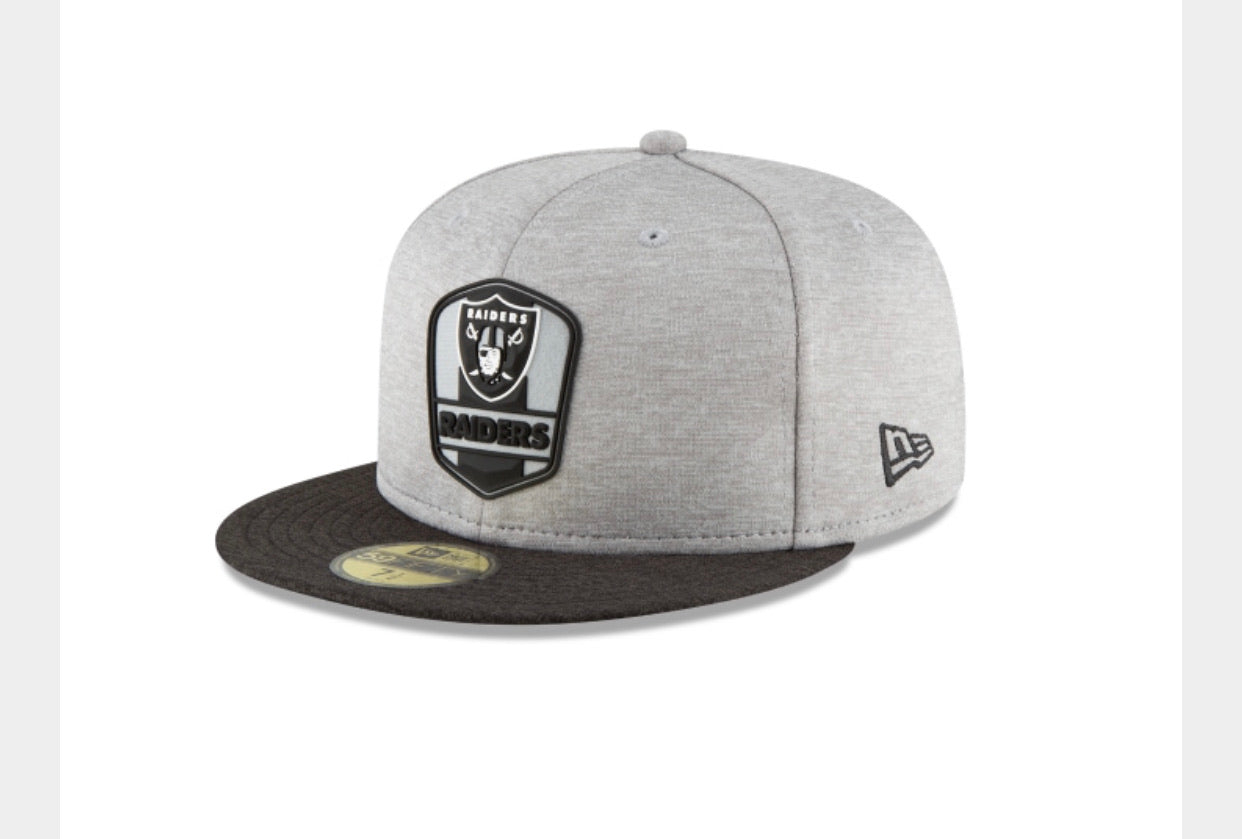 Las Vegas Raiders On Field 5930 SLRD OTC - AtlanticCoastSports