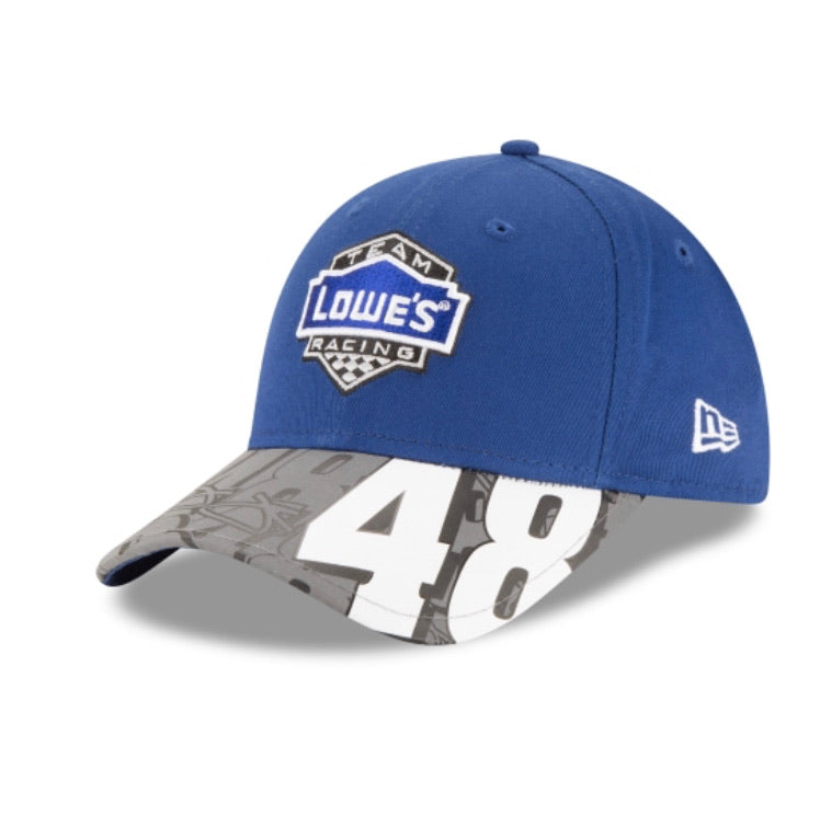 Jimmy Johnson New Era Nascar Kids 48 940 Hat