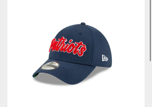 New England Patriots New Era 3930 Home Hat - AtlanticCoastSports