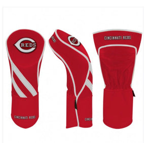 Cincinnati Reds Golf Driver Headcover