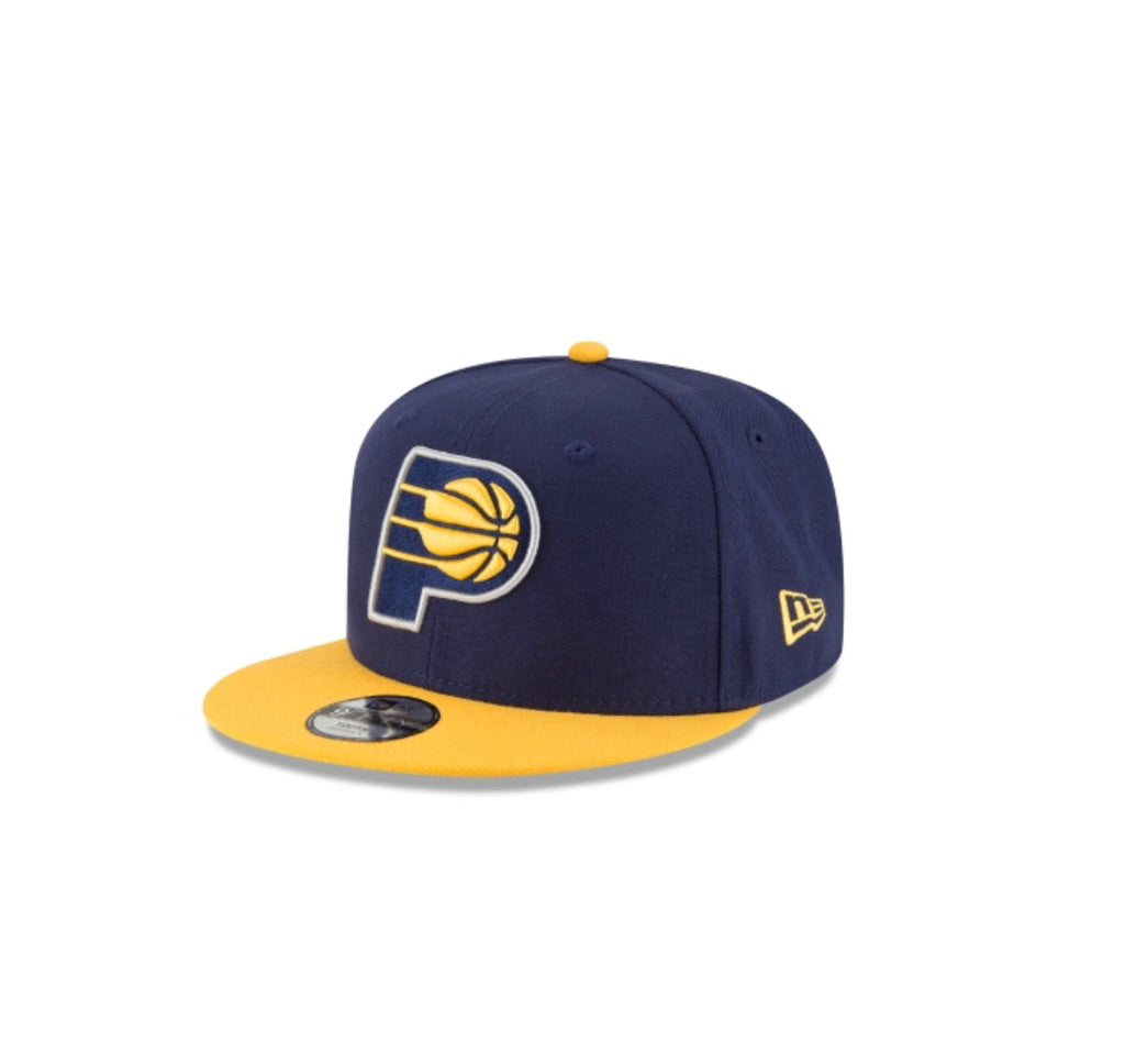 Indiana Pacers New Era Kids 2 Tone 950 Youth Hat
