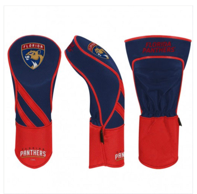 Florida Panthers Golf Driver Cover