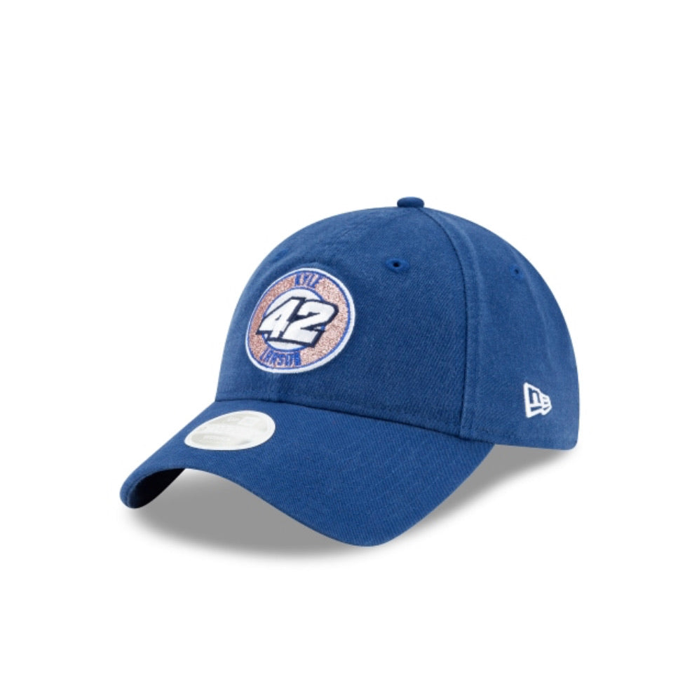 New Era Nascar Patched Sparkle Larson