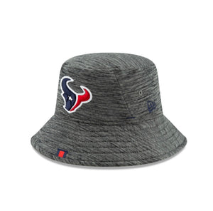 Houston Texans New Era Training Bucket Hat - AtlanticCoastSports