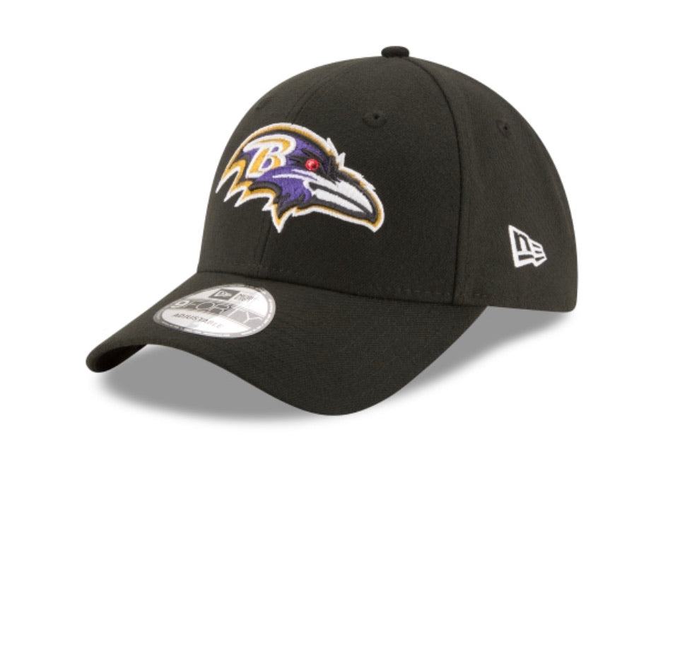 Baltimore Ravens Kids The League 9Forty Adjustable