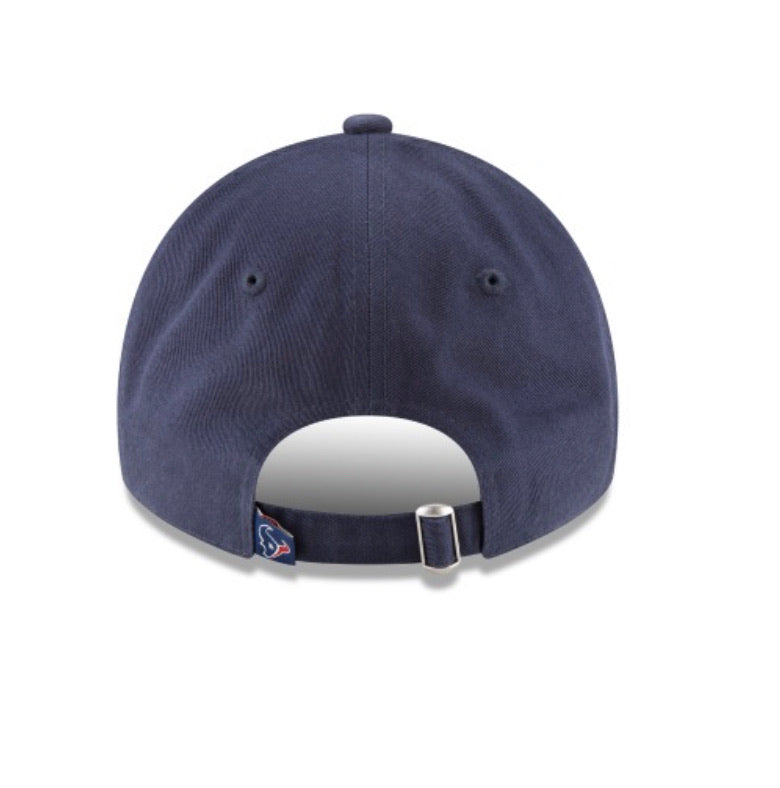Houston Texans New Era Kids Core Classic 9Twenty Adjustable - AtlanticCoastSports