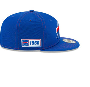 Buffalo Bills New Era Sideline Hat
