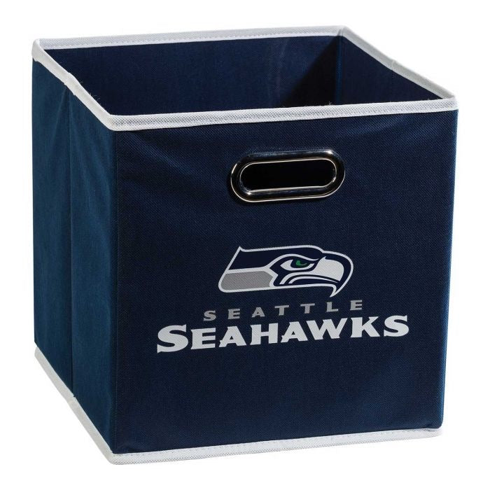 Seattle Seahawks NFL® Collapsible Storage Bins