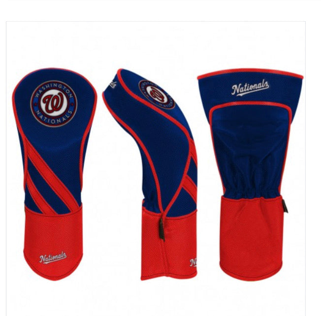 Washington Nationals Golf Driver Headcover